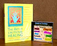 Emotional Healing Set #1, book + CD